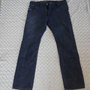 Diesel Industry jeans.